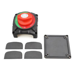600a Heavy Duty Battery Switch 720 Disconnect Power Cut Off On For Marine Boat