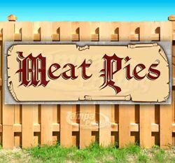 Meat Pies Advertising Vinyl Banner Flag Sign Many Sizes Available Usa Medieval