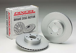 Dixcel Disc Rotor Type Pd 1287934-pd [compatibility List In Desc.]