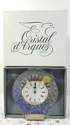 Staiger Quartz Crystal Cristal Dand039arques France Battery Included Clock