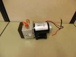 Furuno Accusteer Hrp11-24l 1.0 Cubic Inches/sec - 24 Volt Only - Excellent Cond