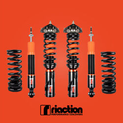 Riaction Coilovers 32 Way Adjustable For Chevrolet Camaro 2016-2019