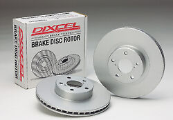 Dixcel Disc Rotor Type Pd 1127911s-pd [compatibility List In Desc.]