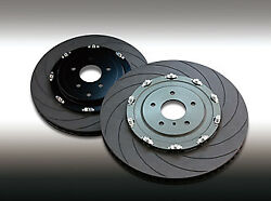 Dixcel Disc Rotor Type Fs 2-piece 29628a76r/77l [compatibility List In Desc.]
