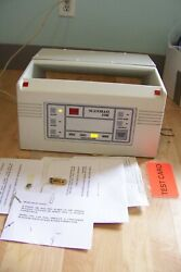 Scanmail 10k-2 Prison Mail Contraband Dangerous Item Scanner Detector + Testers