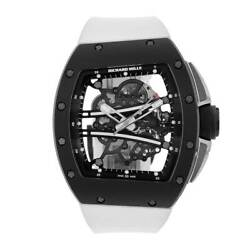 Richard Mille RM61-01 Yohan Blake All Black Ceramic Mens 50MM Watch RM61-01