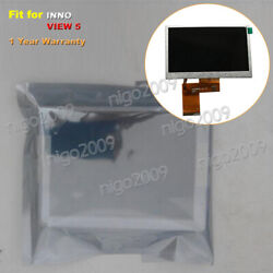 Original Piece In New Lcd Display Fit For Inno View 5 V5 Fiber Fusion Splicer