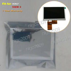 Original Piece In New Lcd Display Fit For Inno View 3 V3 Fiber Fusion Splicer