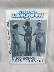 National Lampoon Presents: Disco Beaver From Outer Space DvD