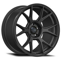Konig Ampliform Rim 20x9.5 5x114.3 Offset 35 Dark Metallic Graphite Qty Of 4