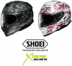 Shoei Gt-air Ii Conjure Helmet Inner Shield Pinlock Ready Quick Release Xs-2xl