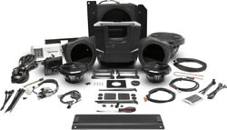 Rockford Fosgate Rngr-stage3 Pmx-2 Front Speakers Amp And Sub