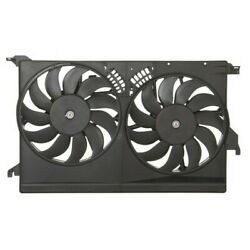 Spectra Premium Dual Radiator and Condenser Fan Assembly P/N:CF29001