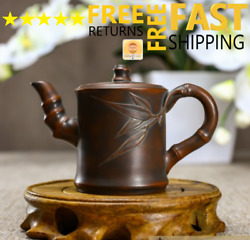 Antique Tools Vintage Style Pure Handmade Chinese Teapot Pottery Collectibles
