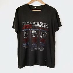 1989 Reading Festival Vintage Tour Shirt 80s 1980s New Order My Bloody Valentine