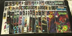 Image Comics Spawn 1992 from #1-74 Lot of 48 Free Shipping!