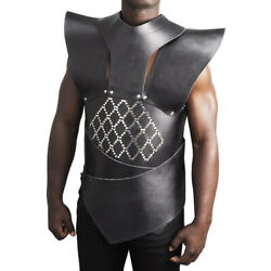 Valyrian Steel Game Of Thrones Greyworm Unsullied Armor Cosplay Costume Nuovo