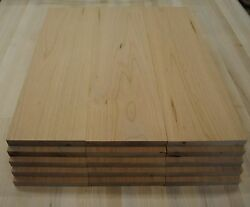 18 Cherry Thin Boards Lumber 1/2 X 4 X 13-5/8