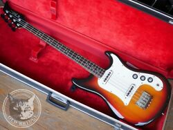 YAMAHA SB-2 Sunburst Electric Bass Guitar (Used)