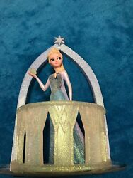 Frozen Elsa Queen Of Snow And Ice Limited Production Figurine