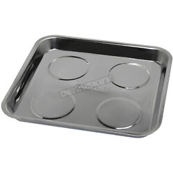 Grip On Tools 9 1/2 X 10 Magnetic Parts Tray - 67442