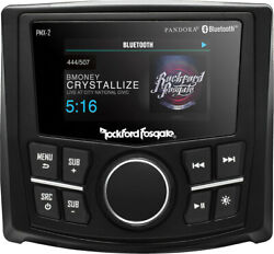 Rockford Fosgate Yxz-stage4 Pmx-2 Front / Rear Speakers Amp And Sub