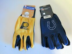 Two Pair Of Indianapolis Sport Utility Gloves From Forever Collectables