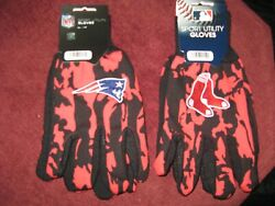 Two Pair Of Boston Sport Utility Gloves From Forever Collectables