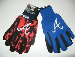 Two Pair Of Atlanta Sport Utility Gloves From Forever Collectables