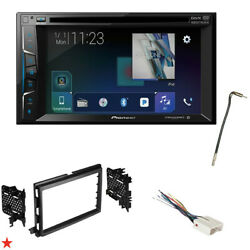 2004 - 2016 Ford F And E Series Pioneer Cd / Dvd Bluetooth Car Radio Stereo Kit