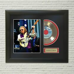 Tom Petty Donand039t Come Round Here Framed Reproduction Signature 45 Display. M4