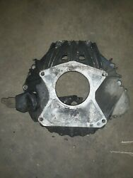 Ford Small Block V8 Bell Housing 1980 F150 Truck 4 Speed Mechanical Clutch
