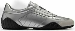 Dior Revolution Metallized Silver Grayd-bee Sneakeres Shoes Size 38