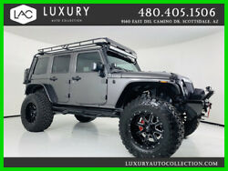 2014 Jeep Wrangler Sport 4WD 6.4L Hemi Conversion 2014 Jeep Wrangler Unlimited Sport 4WD 6.4L Hemi Conversion Gray