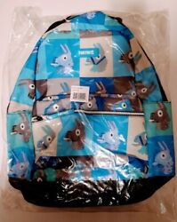 Fortnite Kidsand039 18 Multiplier Backpack Blue Loot Llama Pinata New With Tags Nwt