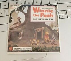 Sealed B362 Disney's Winnie The Pooh And The Honey Tree View-master Reels Packet