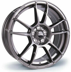 Alloy Wheels 17 Dare X5 For 2014 Renault Trafic Camper High Roof Bus 5x114