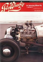 Used Fly Wheels December 2012 Japanese Car Magazine Book Let Spinning Wheel Fly