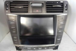 2011 Lexus LS460 Information Display Screen w/ Climate Control OEM