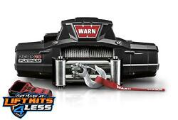 Warn 92810 Zeon Platinumt 10/winch All Non-spec Vehicle All Base