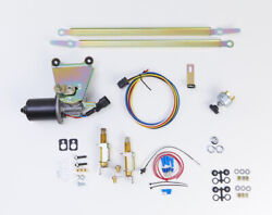 55 56 57 58 59 Chevy And Gmc Truck Raingear Wiper Kit With 2-speed Switch New