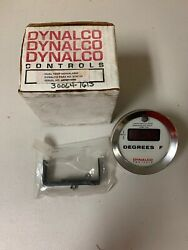Dynalco Stm 110, Stm 110-11, Two Channel Temperature Monitor/alarm Type J, New
