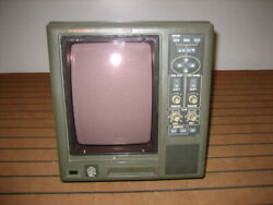 Furuno Fcv-1000 Color Crt Sounder Head Unit - Tested And Working - Excel Condition
