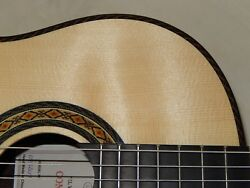 Custom Made Wonderful El Vito Concert Rs - Solid Spruce/solid Indian Rosewood
