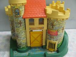 Fisher Price 1974 Play Family Castle 993