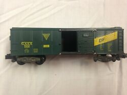 Ac Gilbert American Flyer 1953-1957 Gaex Boxcar, Stamped 922