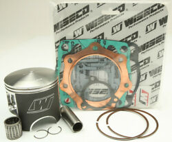 Wiseco Top End Piston Kit 0.50mm Over 89.50mm Fits 82-84 Cr480r Cr500r Pk1584