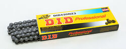D.i.d. Super Non O-ring Motorcycle Chain Natural 420nz3-200ft Street Atv Mx