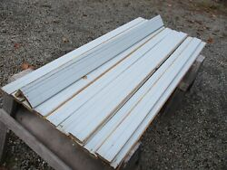 Vintage Wainscoting Wall Panels, Tongue And Groove Salvaged Maine 23-room Inn