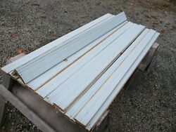Vintage Wainscoting Wall Panels Tongue And Groove Salvaged Maine 23-room Inn